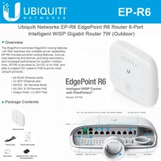 Ubiquiti EdgePoint Router, 6 ports
